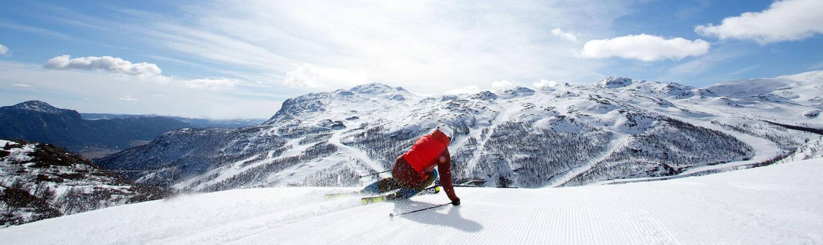 Hemsedal - Skandinaviska Alperna!