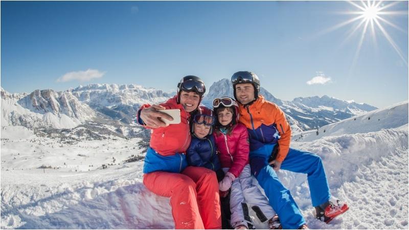 Österrike och underbara Mayrhofen